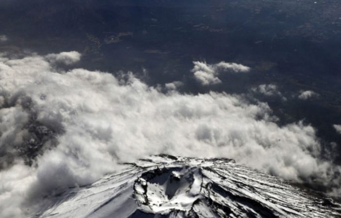 Mount Fuji is categorised a young volcano and it would be no surprise if it erupted