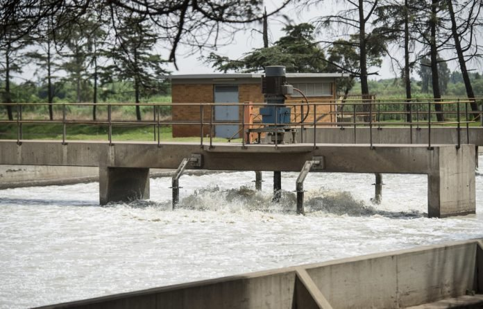 The treatment plant is not designed to treat water from factories that discharge fats