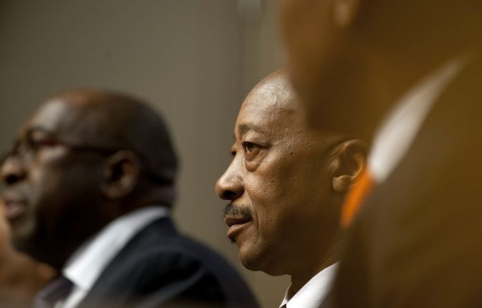 Big mistake: Sars commissioner Tom Moyane was seemingly responsible for revealing a damning email in which Sars's lawyer said he could not be involved in the Gordhan case for ethical reasons.