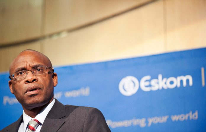 Eskom will not disclose details of its settlement with suspended former chief executive Tshediso Matona.
