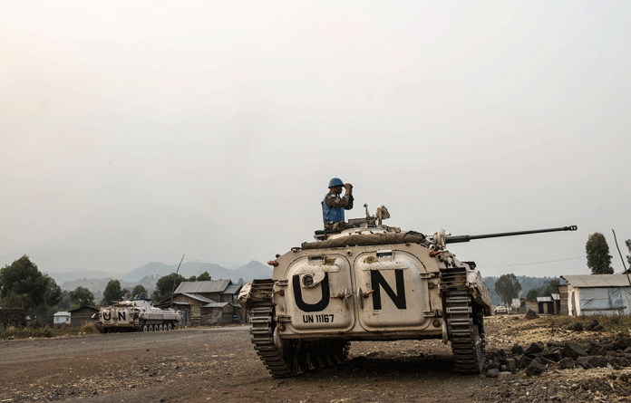 The UN peacekeeping mission in the DRC has been rocked by claims that its soldiers raped civilians.