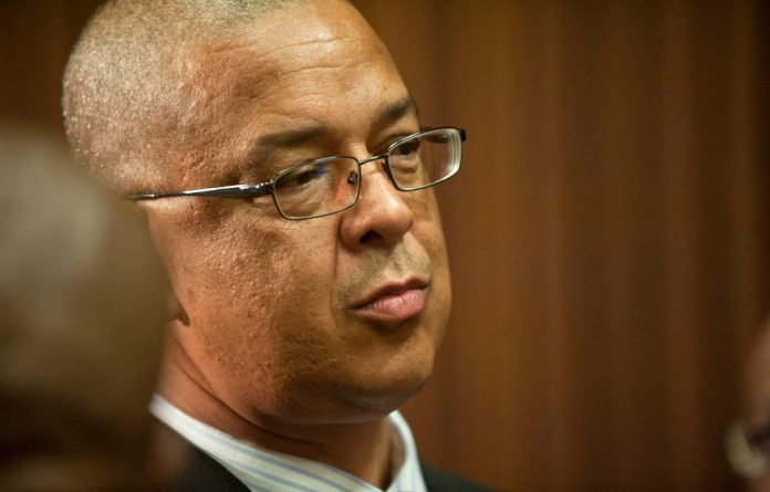 Robert McBride is fighting his suspension.
