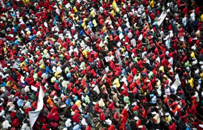 Cosatu's membership and influence are declining