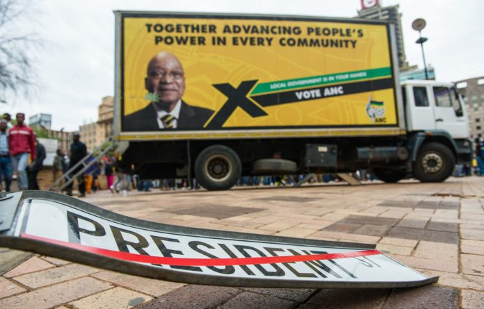 The populism politics adopted by the ANC mask a strategy to deflect attention from the party's policy failures and to hide its many scandals.