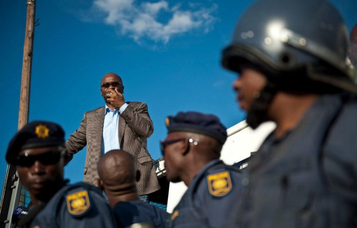 There is speculation that Nathi Mthethwa was given his new post to stamp out criticism of President Jacob Zuma's rule