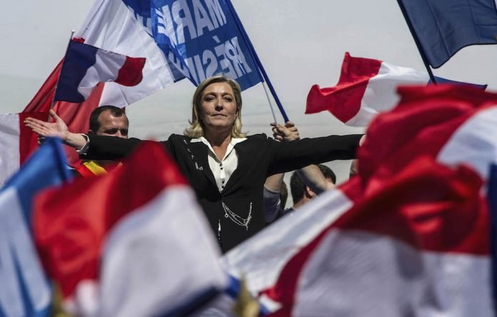 Marine Le Pen is the woman to watch.