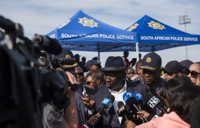 """The issue is no longer in police hands. It's in correctional services and the courts"