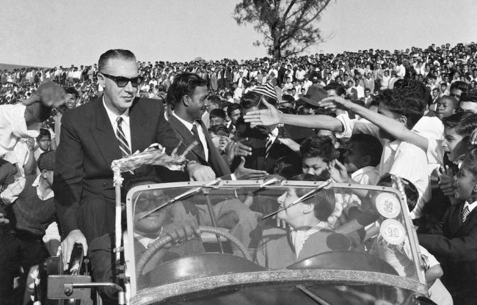 Ranjith Kally's photographic journey through South Africa's history 1946 – 2010