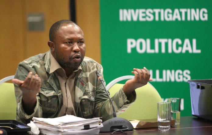 Reflections on power: Deputy Chief Justice Dikgang Moseneke has raised legitimate concerns.