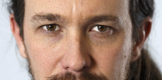 Star attraction: Pablo Iglesias is Podemos's poster boy but it has been hit by corruption allegations.