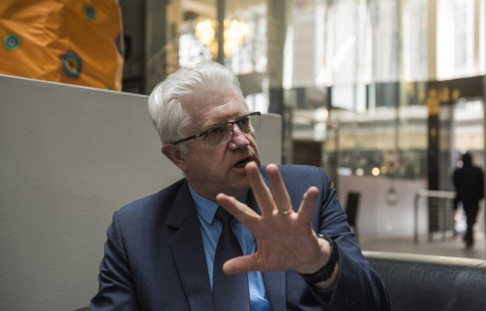 Winde said his presentation to the panel had focused on creating jobs.