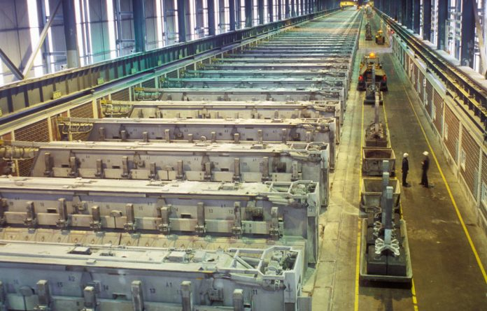 Done deal: BHP Billiton benefited from an agreement with Eskom to power the Hillside Aluminium Smelter.