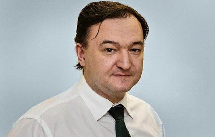Sergei Magnitsky.