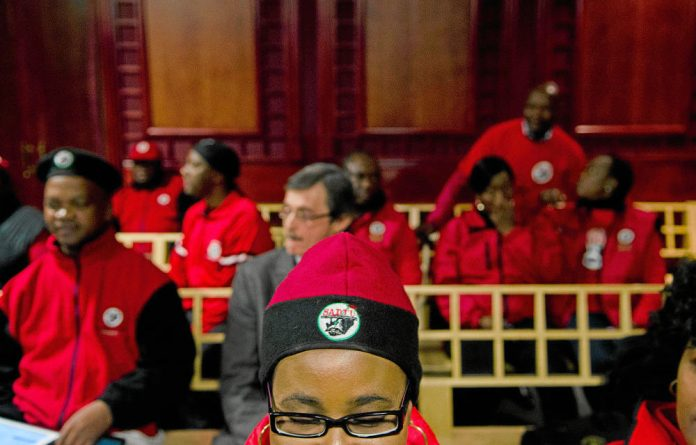 The South Africa Democratic Teachers' Union is demanding that the department must respect an alleged agreement to pay markers 100% more.