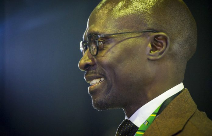 Resolution: Finance Minister Malusi Gigaba said governance at the power utility had to improve
