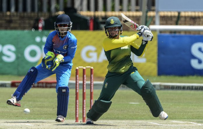 Nadine de Klerk will look to bring stability to the Proteas Women's middle order.