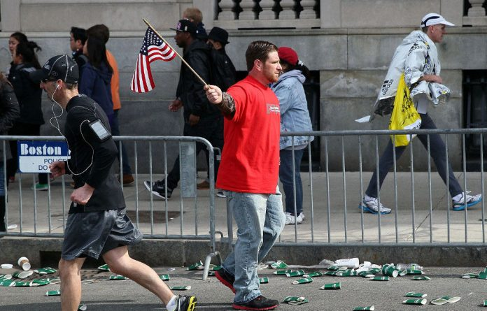 The shock and denial that followed Monday's Boston Marathon bombings has permeated not only the eastern American city