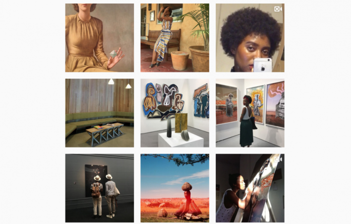 Tony Gum's Instagram feed is a goldmine of insights to her art and her praxis.
