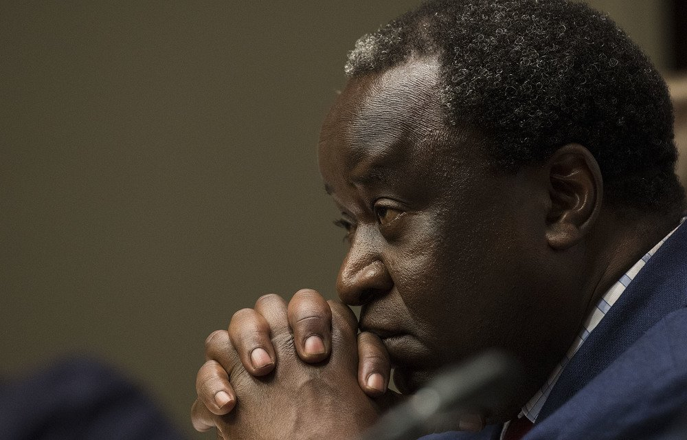 Finance Minister Tito Mboweni's budget had little to inspire confidence.
