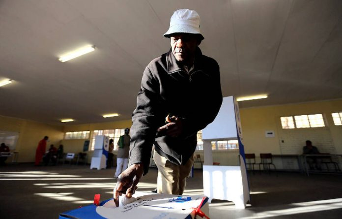 The ANC's by-elections win in eight out of nine wards in the North West is a boost for a bigger contest to reclaim control of the province.