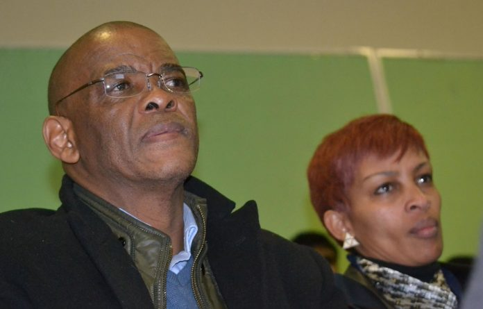 """Our intention is to become the top performing province, communicating with and understanding and delivering on the needs of our citizens,"""" said Ace Magashule."""