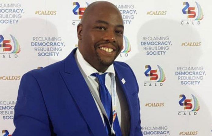 Mokgalapa — who currently serves as the DA's shadow minister of international relations and cooperation — said on Sunday that he knows 'massive tasks lie ahead'.