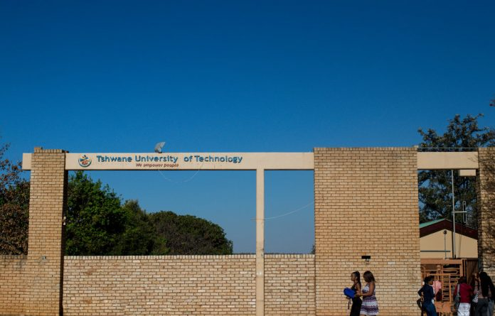 "TUT said it would increase security ""to ensure the safety of the campus community once activities resume""."