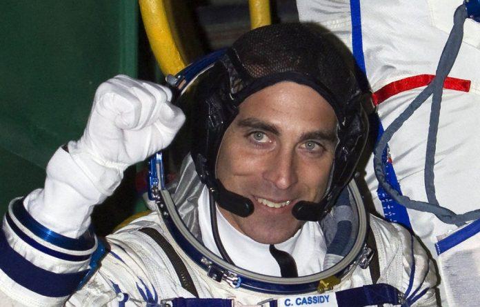 Astronaut Chris Cassidy.