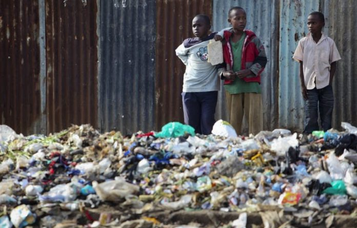 Nairobi's current waste disposal system is fraught with major problems.
