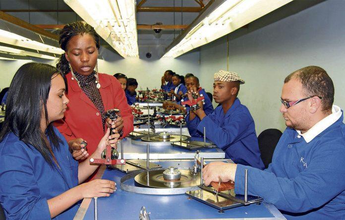 Kimberley International Diamond and Jewellery Academy