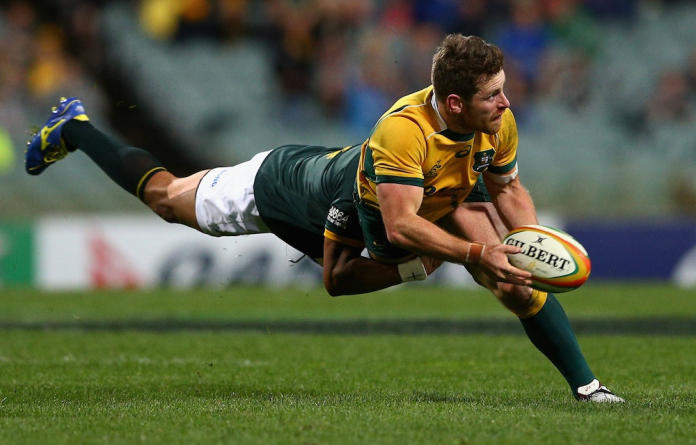 No leg to stand on: The Springboks were outplayed by Australia last week and now have to face the seemingly unstoppable All Blacks.