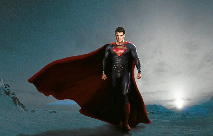 Britain's Henry Cavill has a thin