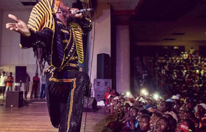 Sound source: Chimurenga maestro Thomas Mapfumo influenced the style of dancehall performed by the likes of Winky D.