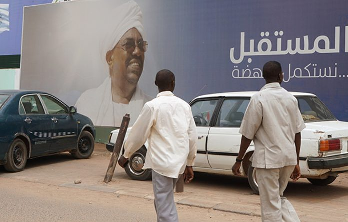 Sudan's President Omar al-Bashir could hold on to power for another five-year term.
