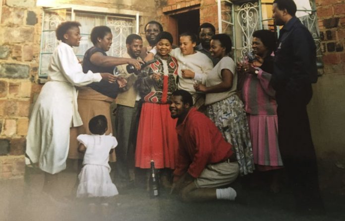 Sweet abode: Christmases past brought back memories of a home in Moshoeshoe section