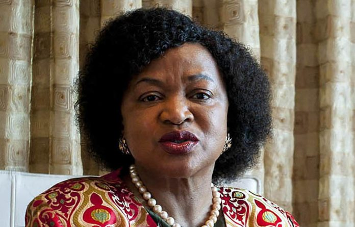 National Assembly speaker Baleka Mbete will return the state capture report to the public protector's office.