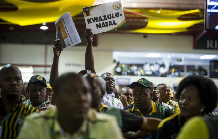 The ANC is peeved that Cosatu disregarded its plea to promote unity among its unions.