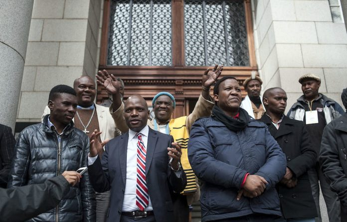 Should the SABC's Hlaudi Motsoeneng be compelled to fork out personally for drawn-out court cases?