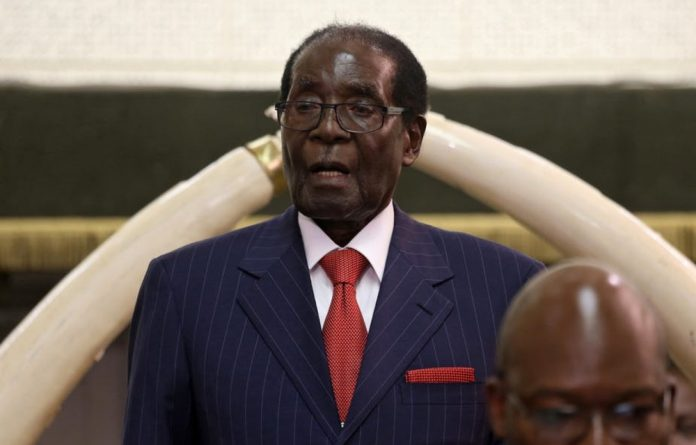 Zimbabwean President Robert Mugabe's clampdown on dissent in Matabeleland claimed up to 20 000 lives.