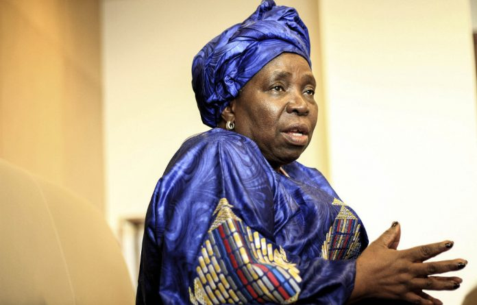 AU Commission chairperson Nkosazana Dlamini-Zuma is in the hot seat.