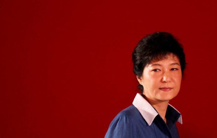South Korean President Park Geun-hye has resisted demands that she step down immediately.