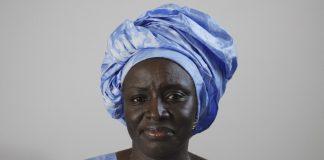 Senegal's Prime Minister Aminata Toure.