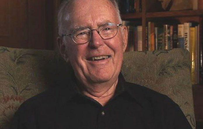 Intel founder Gordon E. Moore.