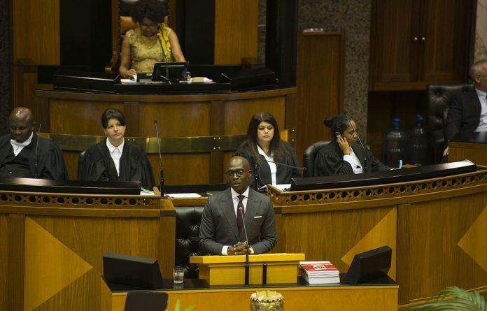 Malusi Gigaba had been a Gupta stooge who was the engine of state capture under Jacob Zuma, said EFF spokesperson Mbuyiseni Ndlozi.