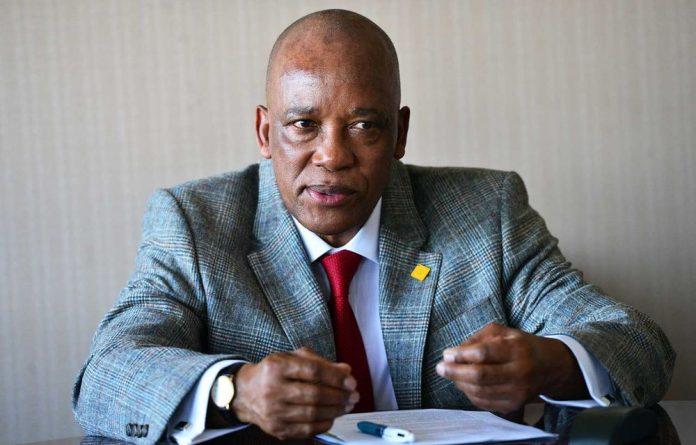 Transport Minister Ben Martins.