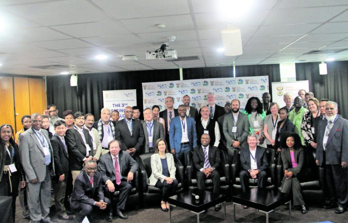 South Africa hosted the 3rd Global Forum on national advisory councils. It was the first time the international event was held in Africa
