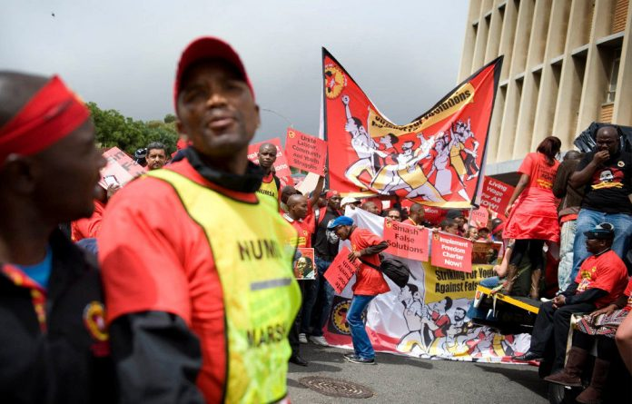 220 000 of Numsa's 330 000 members intend to strike from July 1.