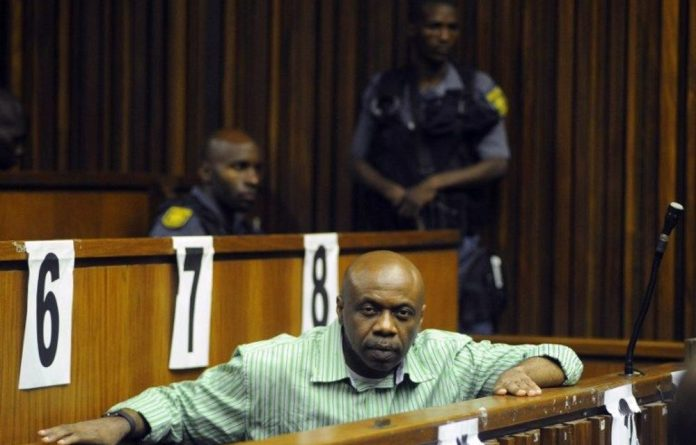 Convicted terrorist Henry Okah.