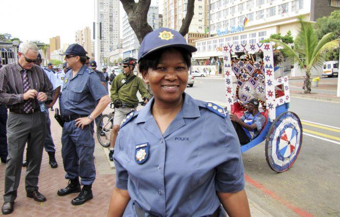 Commissioner Mmamonnye Ngobeni