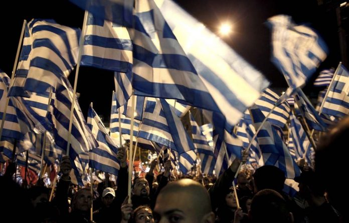 Golden Dawn's campaign to build a presence abroad has been met with derision by many members of the diaspora. Photo: Angelos Tzortzinis/AFP
